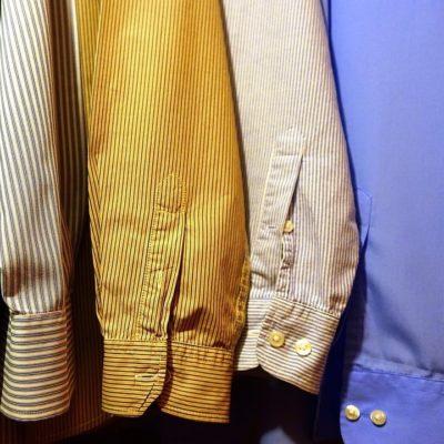 Dailywash votre service de couture pour réaliser un ourlet de bas de chemise à Aix-en-Provence
